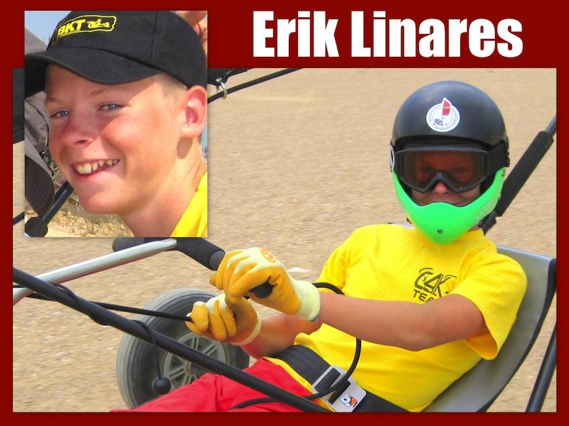 E-18 Erik Linares