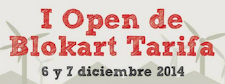 Open Blokart Tarifa 6/12/2014