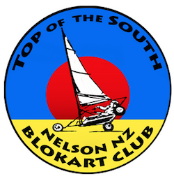 Top of the South Blokart Club